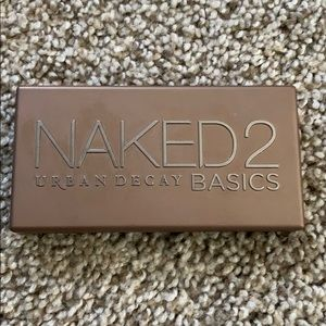 Urban Decay- Naked2 Basics